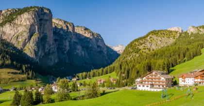 Hotel Alaska a Selva di Val Gardena / Dolomiti